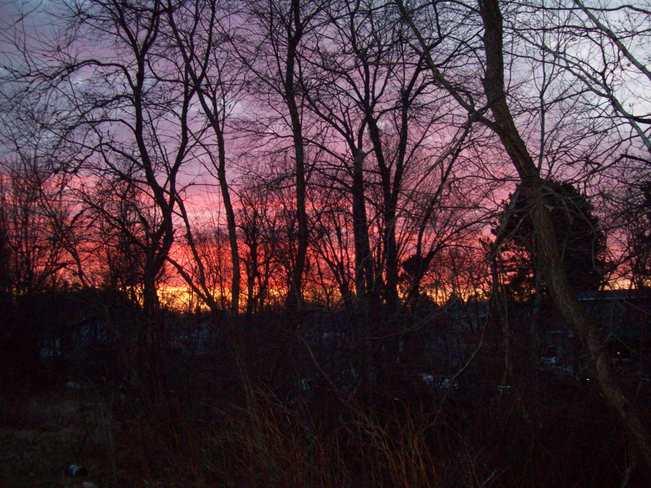 6 am SUNRISE Massey, ON