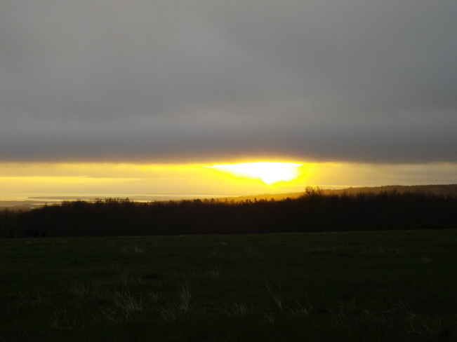 sunrise New Minas, NS