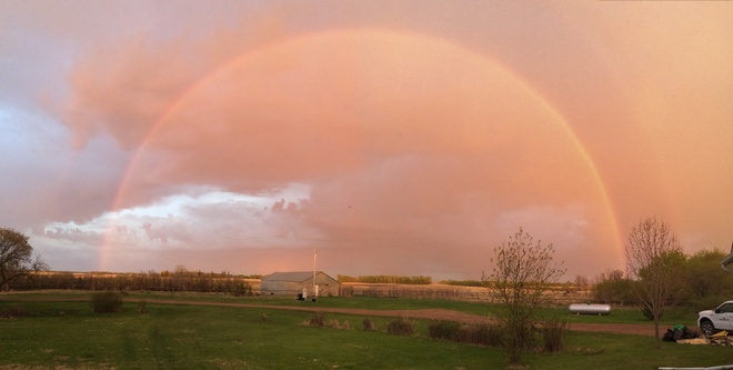 Rainbow Walpole No. 92, Saskatchewan Canada