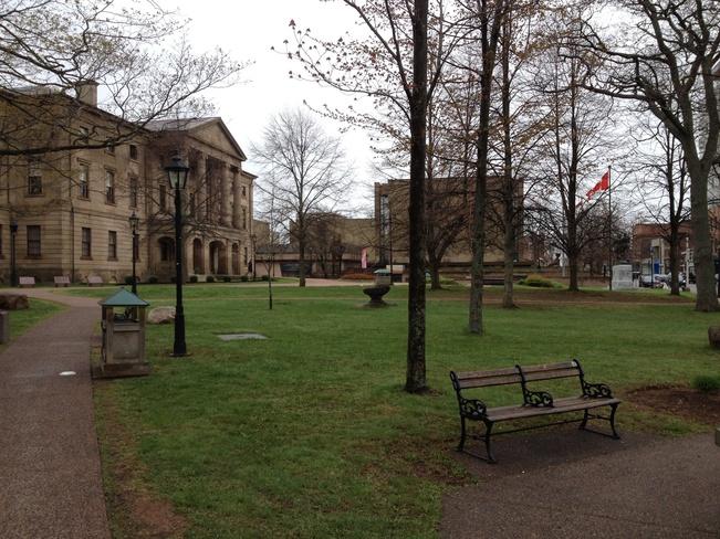 Province House Charlottetown, Prince Edward Island Canada