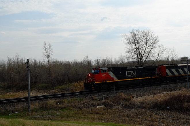 Trainspotting Winnipeg, Manitoba Canada