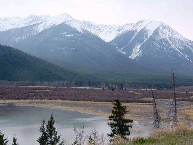 Beauty of Banff Banff National Park, Improvement District No. 9, AB