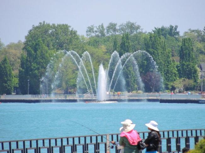 Peace Fountain Windsor Ontario Windsor, ON