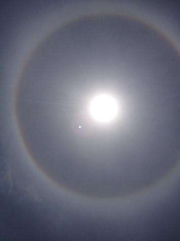 Solar Rings Abbotsford, British Columbia Canada