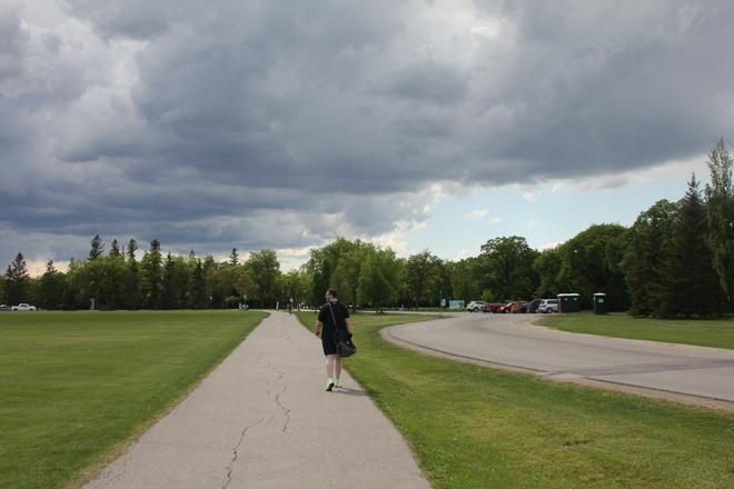 Mixed Sky Winnipeg, MB