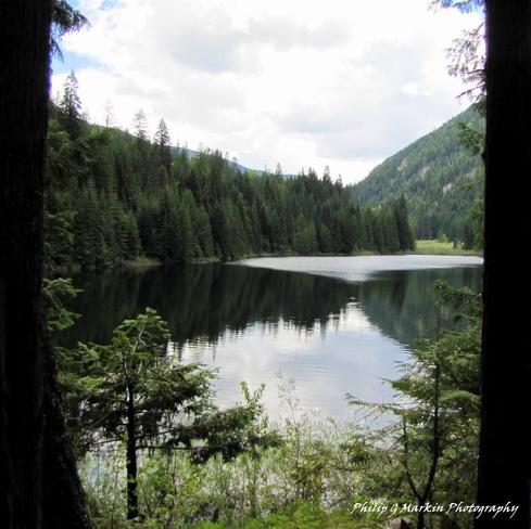 Cottonwood Lake Nelson, British Columbia Canada