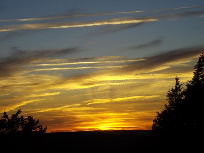 sunset Canaan, NS