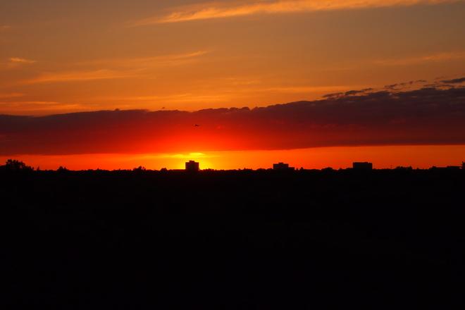 Winnipeg Sunset Winnipeg, MB