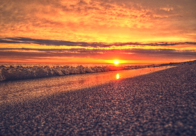 this morning Sarnia, ON