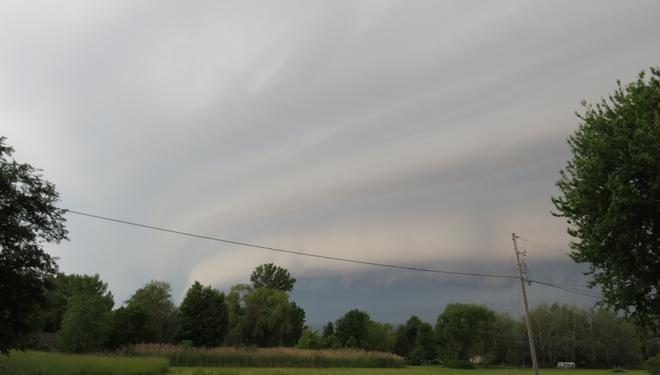 Stormy Evening - Shrewsbury, ON, June 18th, 2014 80-86 Wellington Street, Blenheim, ON N0P, Canada