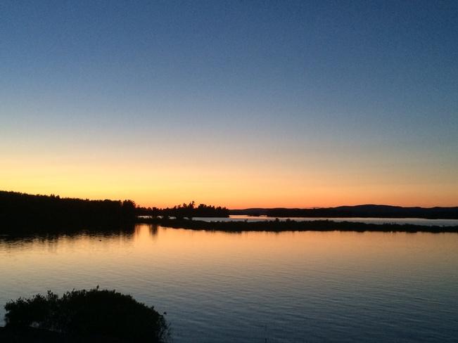 Sunset Petawawa, Ontario Canada