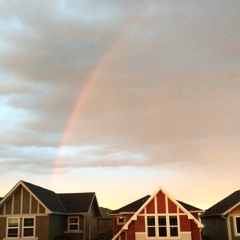 9:30pm Rainbow Calgary, Alberta Canada