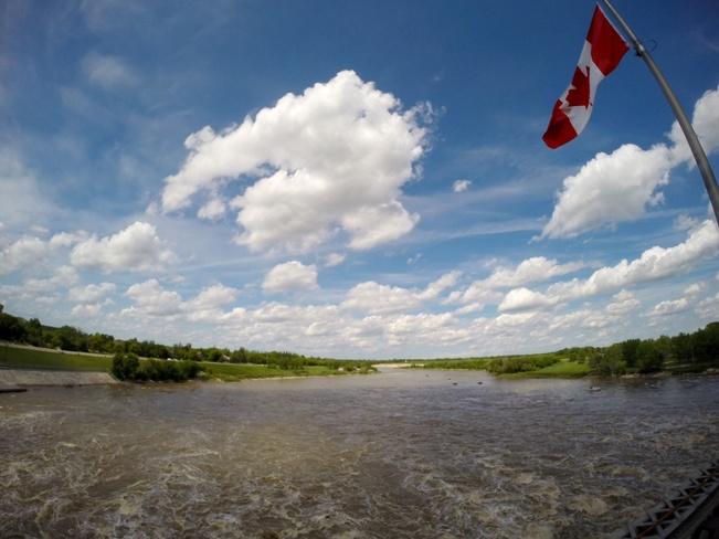 Summer is here! Winnipeg, Manitoba Canada