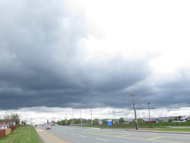 Dark Clouds Mount Pearl, Newfoundland and Labrador Canada