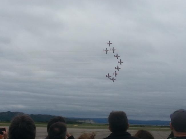 Air Show Stephenville, NL