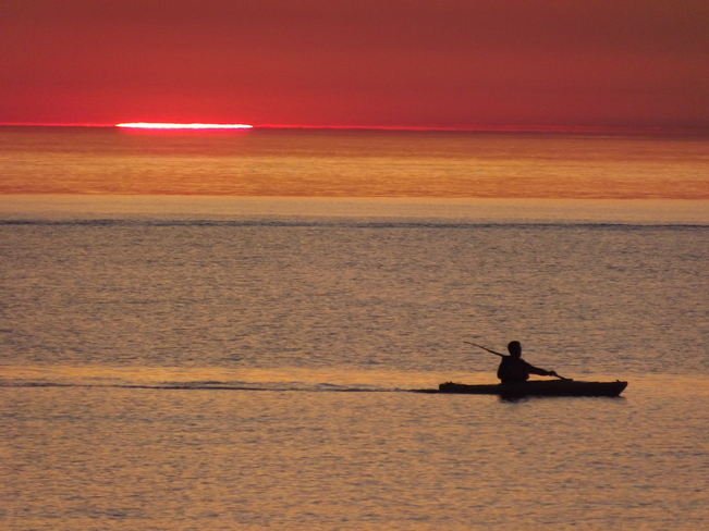 Southampton kayaker Southampton, ON