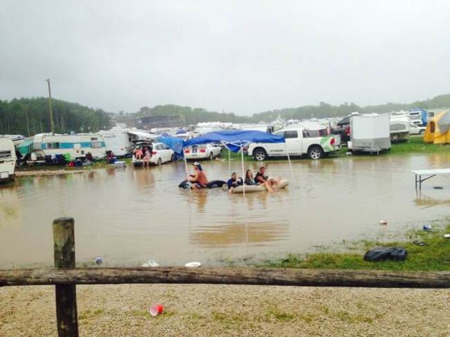 CountryFest 2014 Dauphin, Manitoba Canada