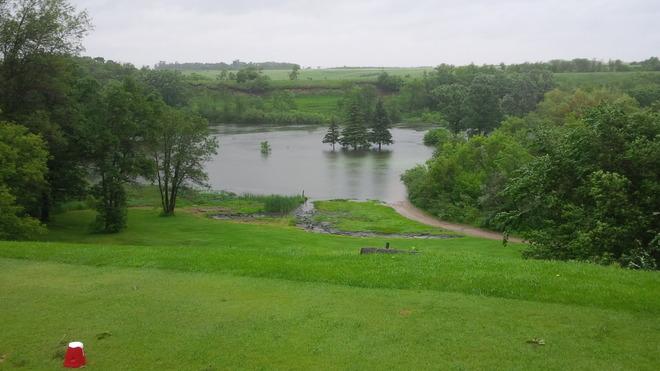 New water hazard! Deloraine, MB