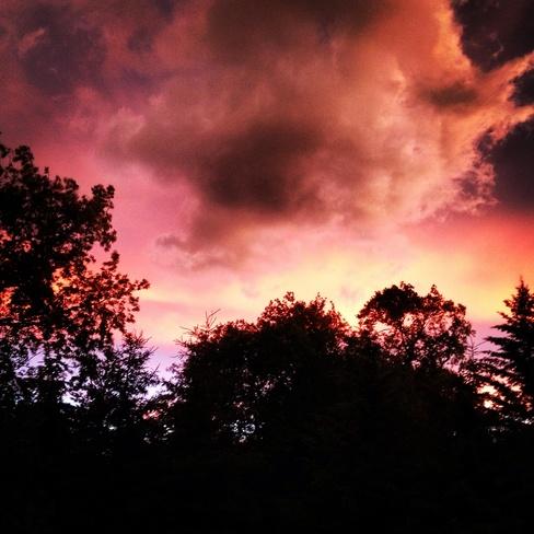 Bright Sky Alexander, Manitoba Canada