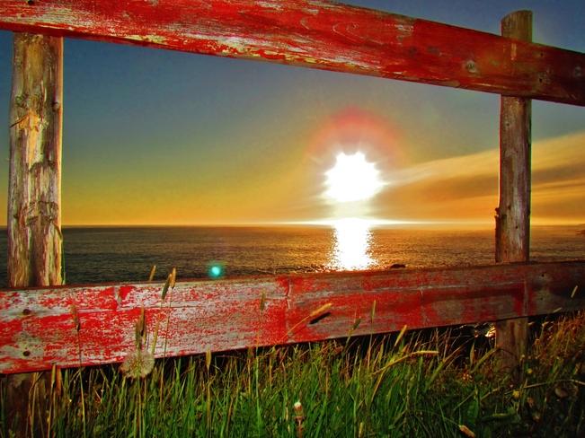 Sunrise. St. John's, NL