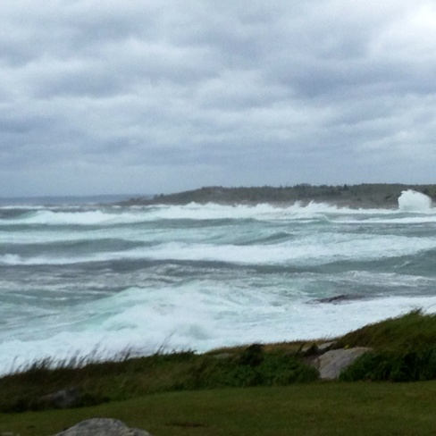 Tropical storm Arthur in Nova Scotia's South Shore 122 Irwin Hubley Road, Seabright, NS B3Z 2Z8, Canada
