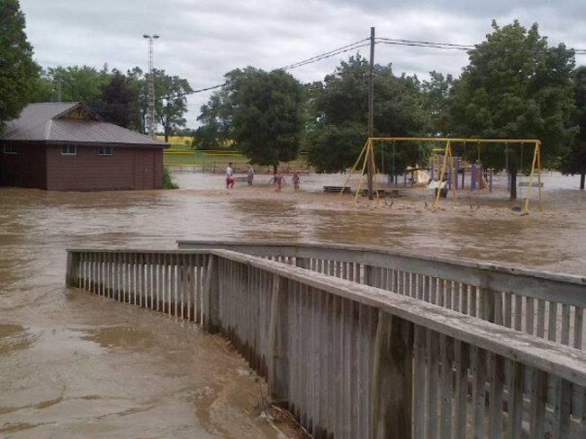 flooding in seaforth on. Seaforth, Huron East, Ontario