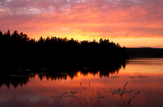 Sunset in Raynardton 617 Raynardton Road, Yarmouth, NS B0W, Canada