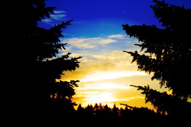 Nanimo Sunrise Nanaimo, BC