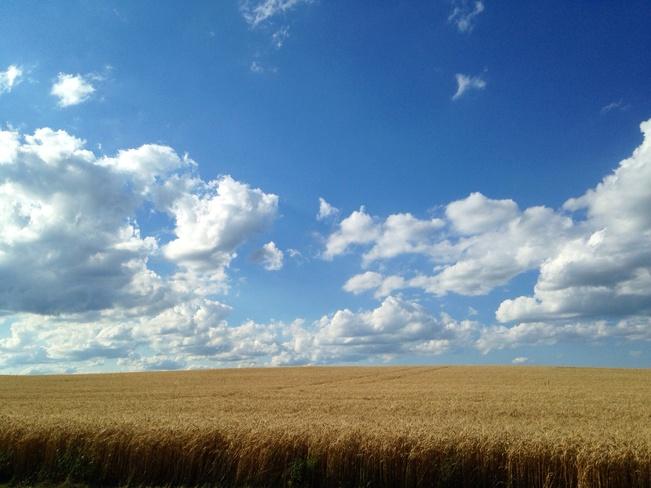 Clouds Aylmer, Ontario Canada