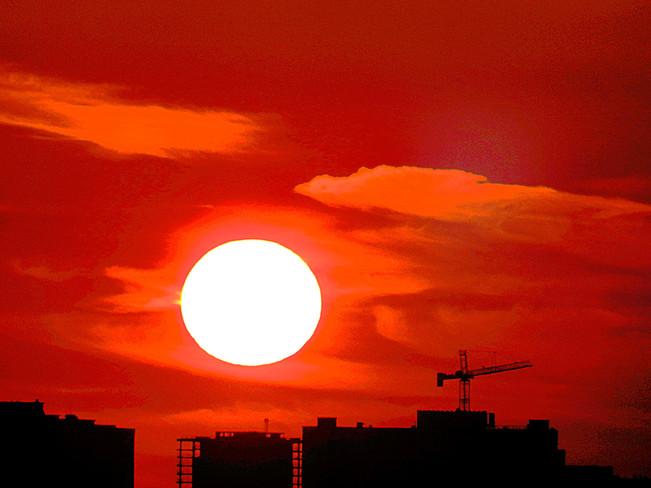 Gorgeous Sunset Toronto, ON