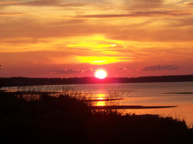 Evening Sunset Cap-Pelé, NB