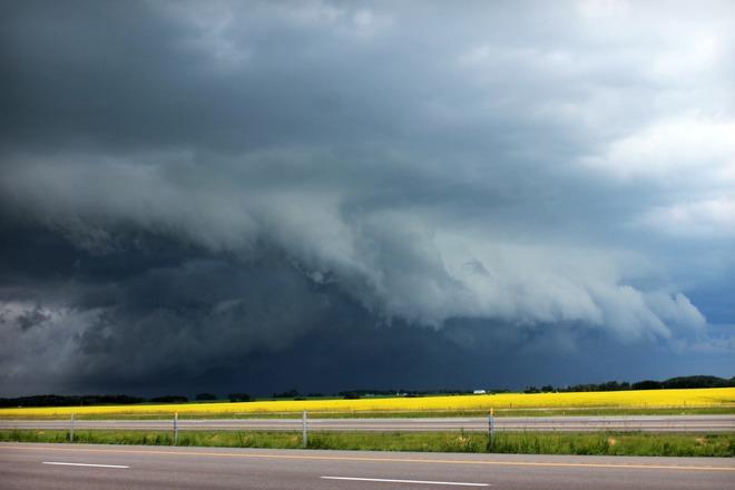 Alberta Storm Olds, AB