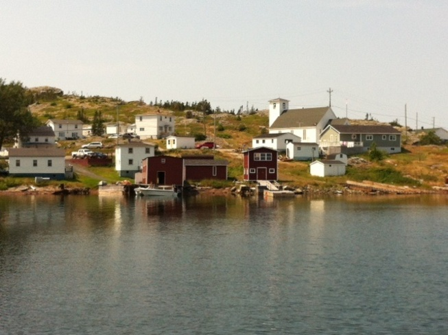 beautiful Salvage Salvage, Newfoundland and Labrador Canada