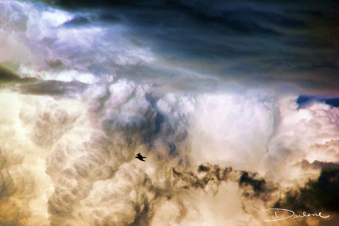 Amazing Alberta Clouds Calgary, AB