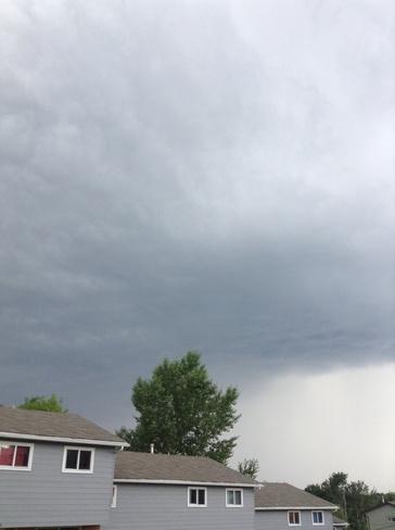 thunder! Kenora, Ontario Canada