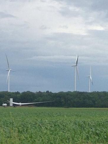 windmills Dunnville, Ontario Canada