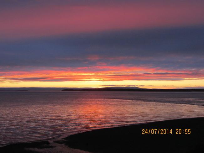 Fundy BAY Joggins, NS