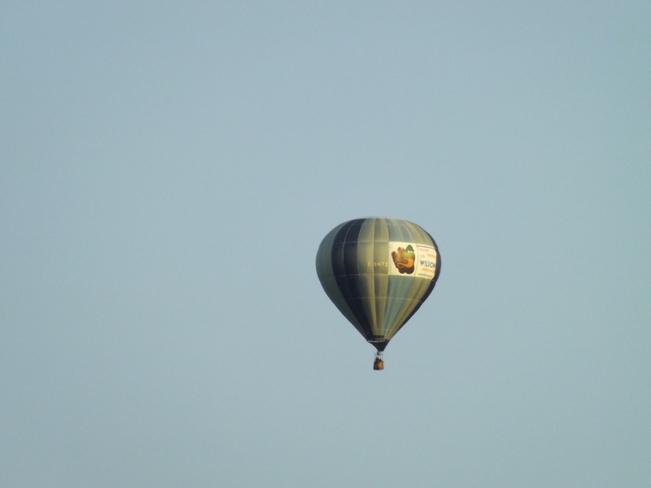 ballooning New Minas, Nova Scotia Canada