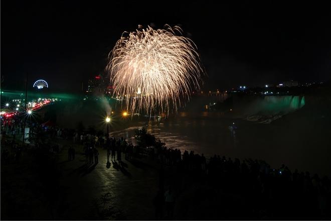 Niagara Falls Fireworks Niagara Falls, ON