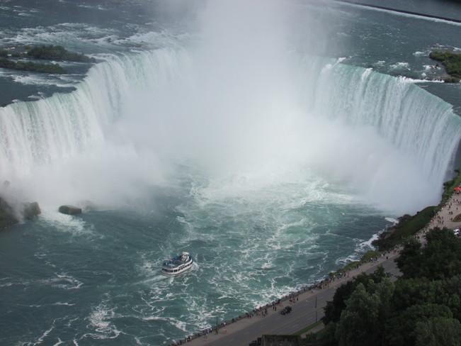 Maid of the Mist; Niagara Falls, Ontario Niagara Falls, ON
