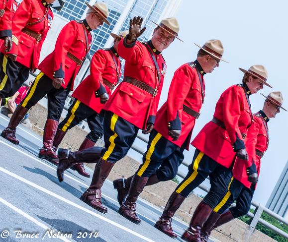 Halifax Pride Parade 2014 Halifax, NS