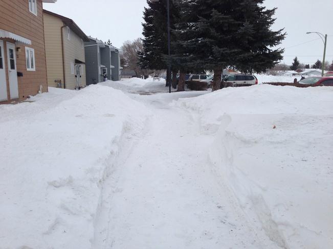 DEEP Snow Moose Jaw, Saskatchewan Canada