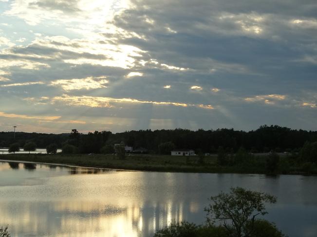 Beauty of the Sky Finger Lakes, NY, United States