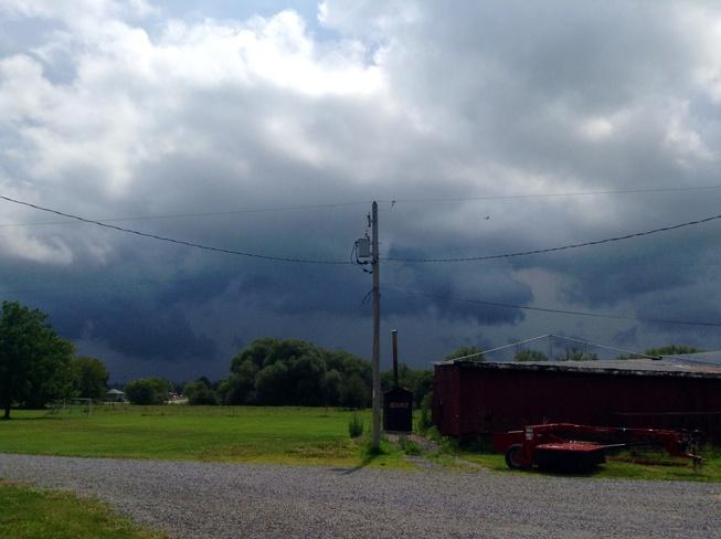 Storm Carp, Ontario Canada
