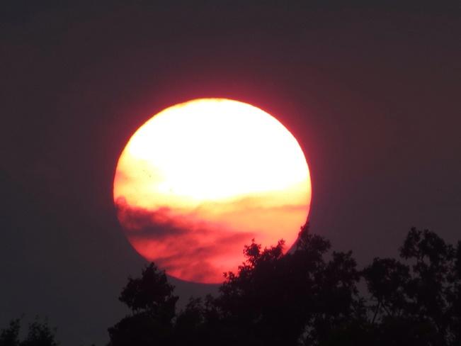 Sunset Mississauga, Ontario Canada
