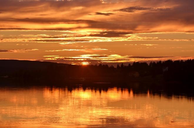 Lethbridge Sunset NL
