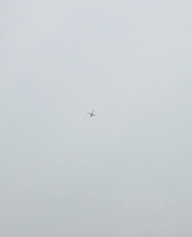 the plane Windsor, Ontario Canada