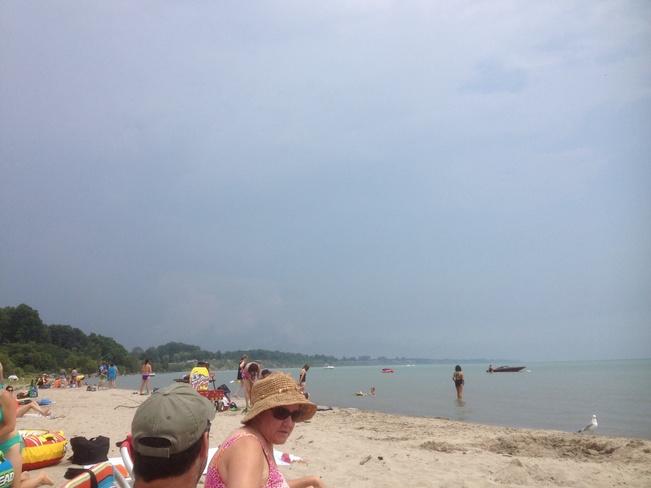 beach weather?? Port Burwell, Ontario Canada