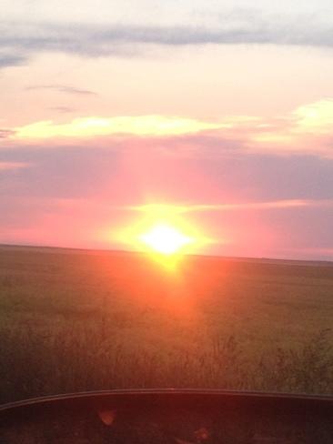 sunset Leader, SK