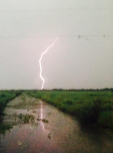 Beautiful lightning <3 Spruce Grove, AB